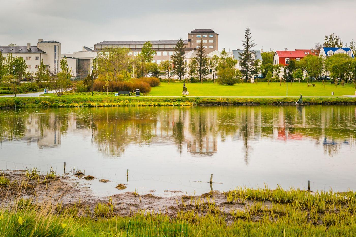 冰岛雷克雅未克(Reykjavík),游城中湖_图1-26