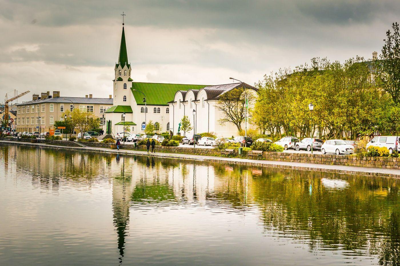 冰岛雷克雅未克(Reykjavík),游城中湖_图1-28