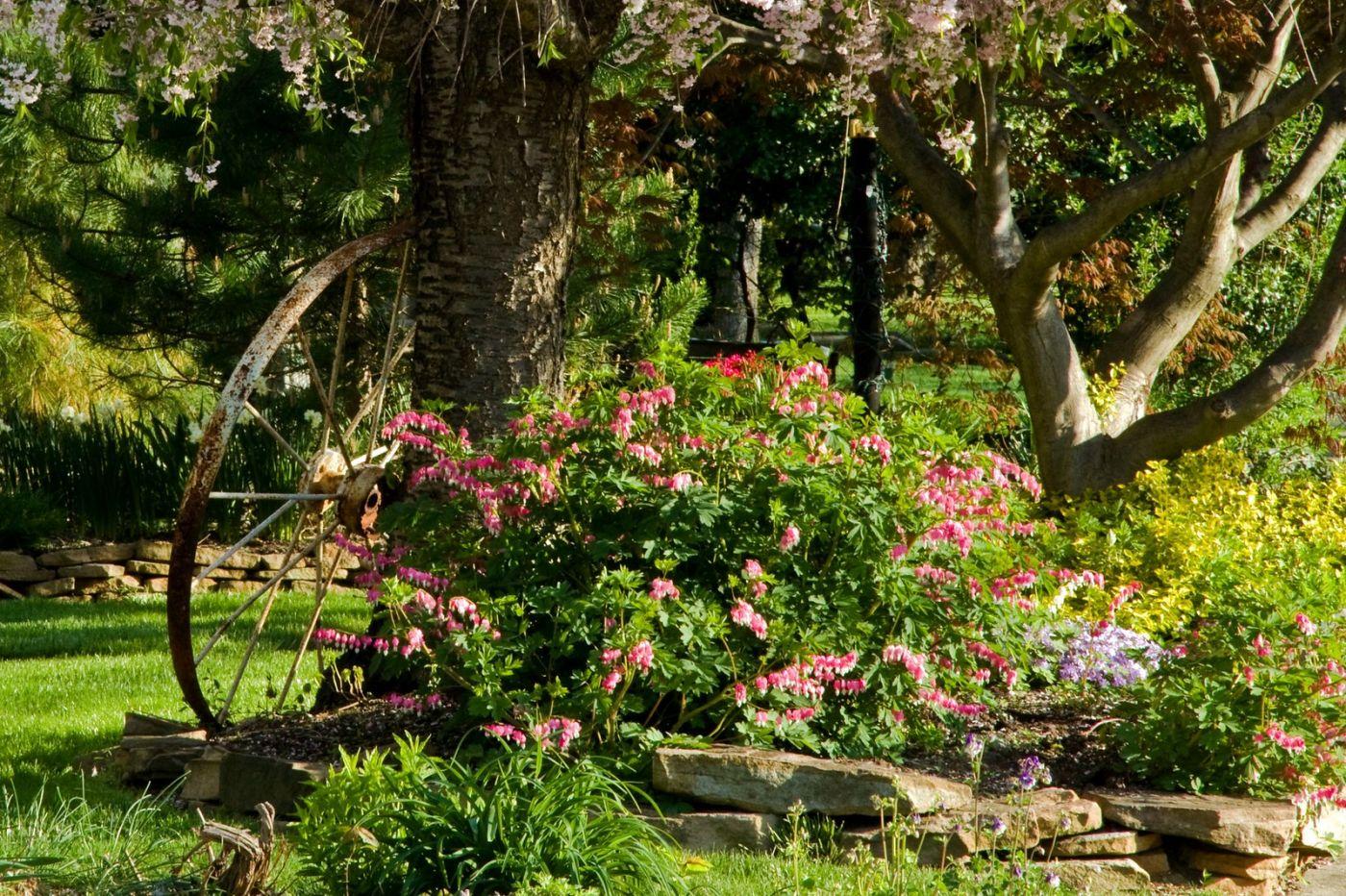 宾州长木公园,定格美好的画面_图1-39
