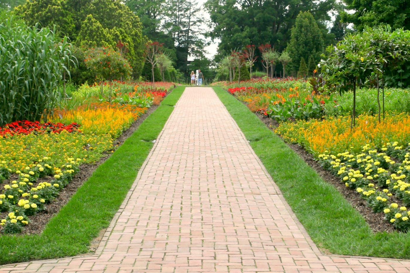 宾州长木公园,定格美好的画面_图1-34