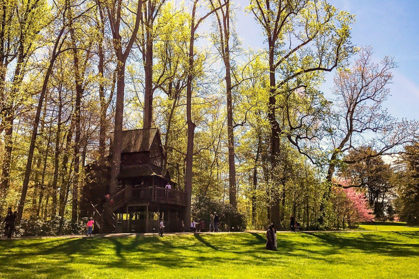 宾州长木公园,定格美好的画面_图1-2