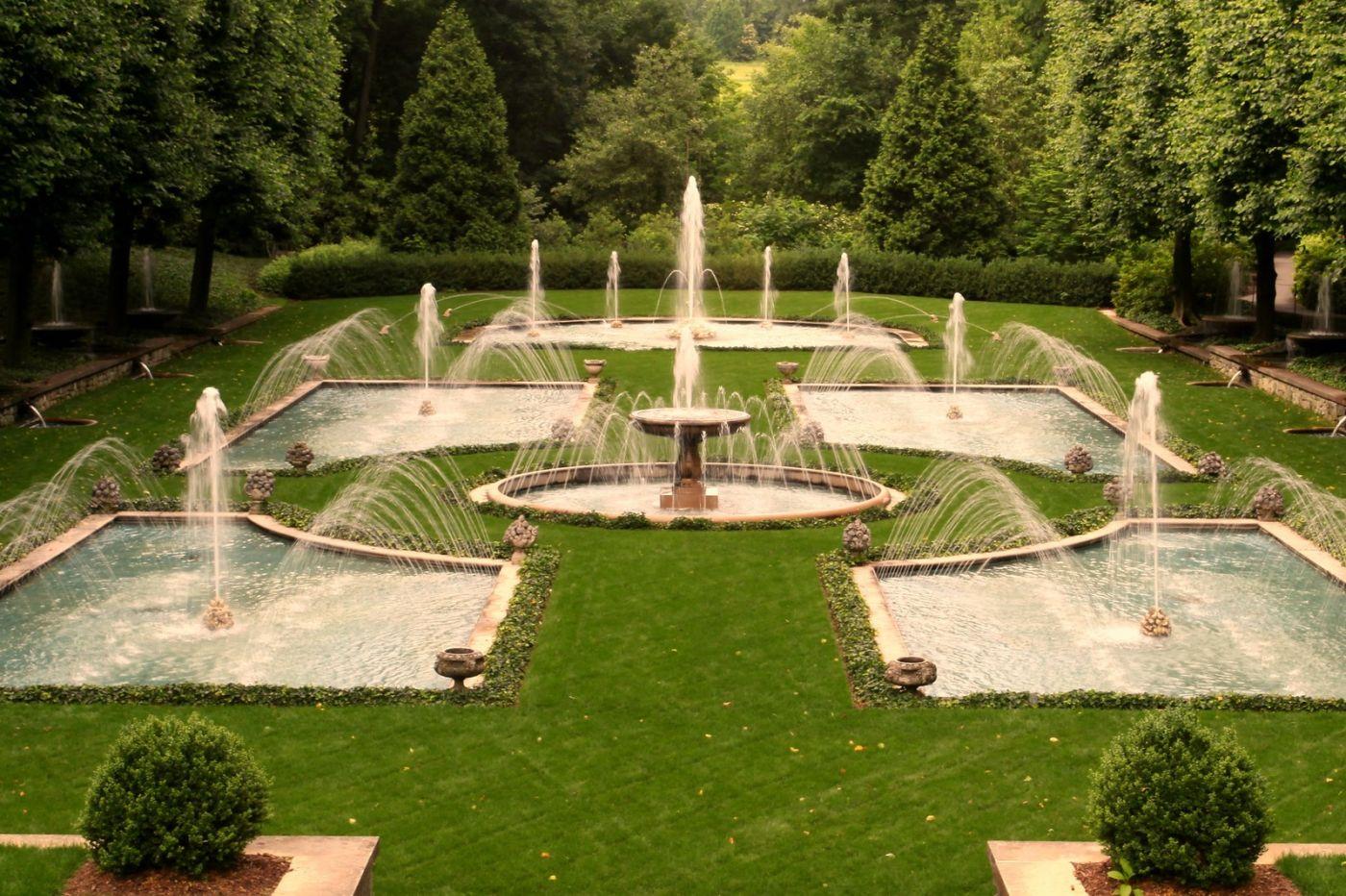 宾州长木公园,定格美好的画面_图1-4