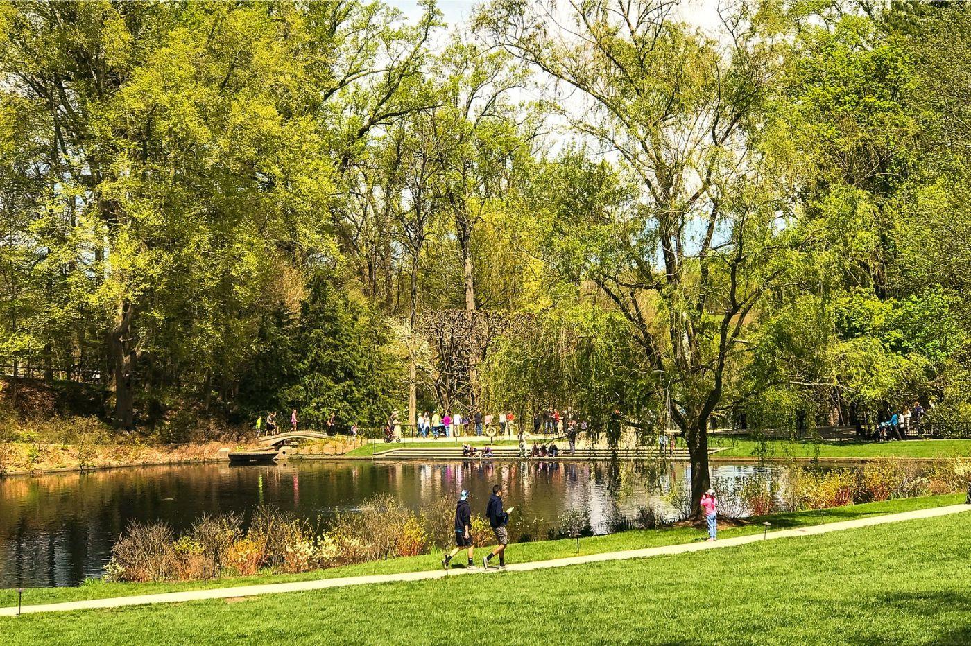 宾州长木公园,定格美好的画面_图1-7