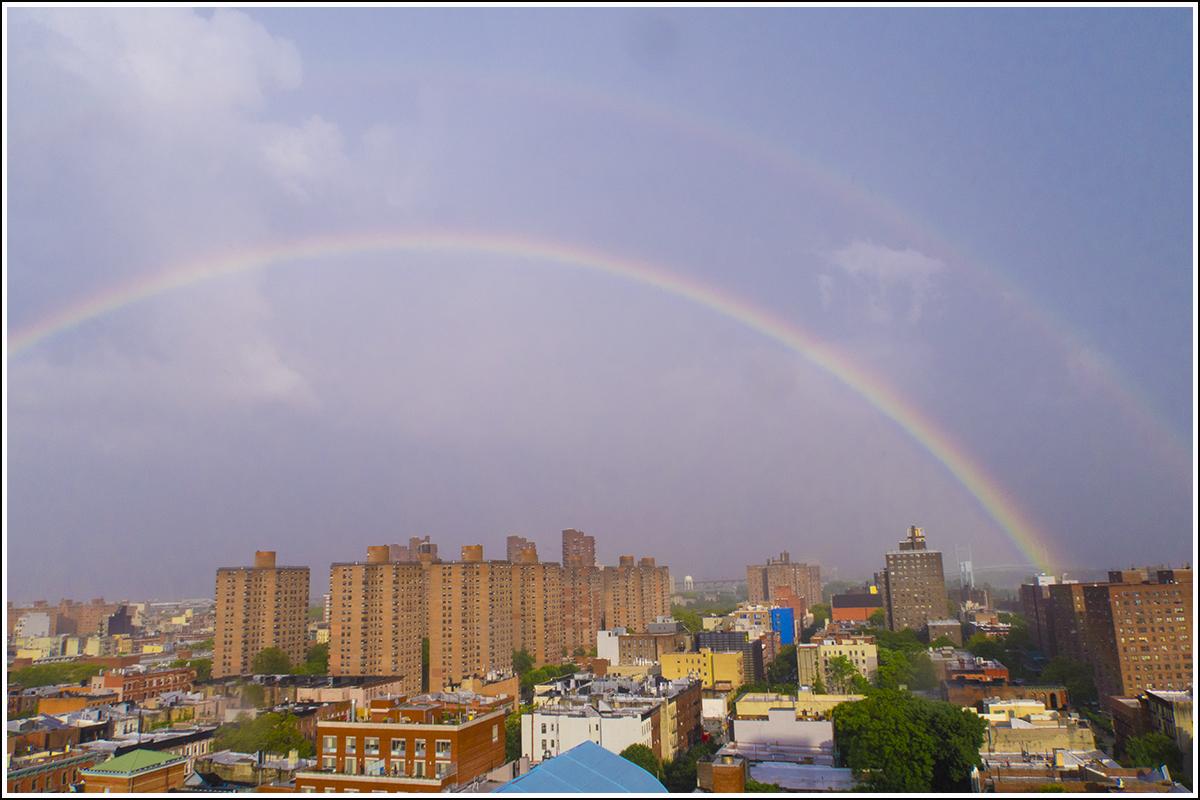 【龙的传人拍攝】远方的彩虹_图1-4