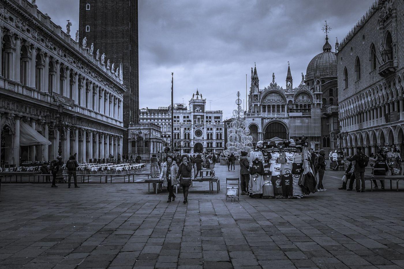 威尼斯圣马可广场(St Mark's Square), 独一无二_图1-32