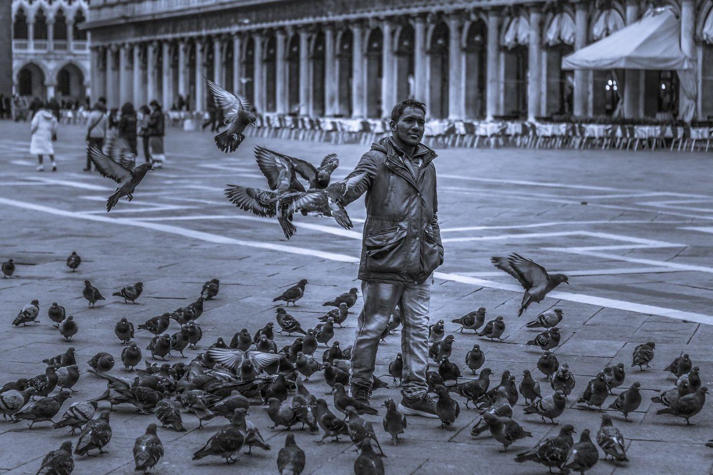 威尼斯圣马可广场(St Mark's Square), 独一无二_图1-33