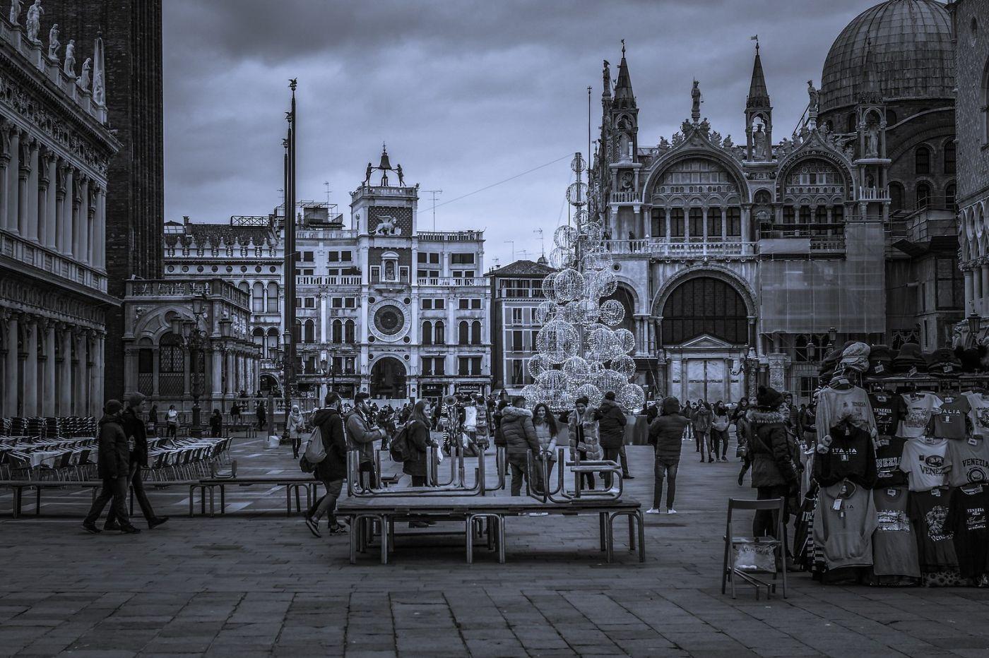 威尼斯圣马可广场(St Mark's Square), 独一无二_图1-25