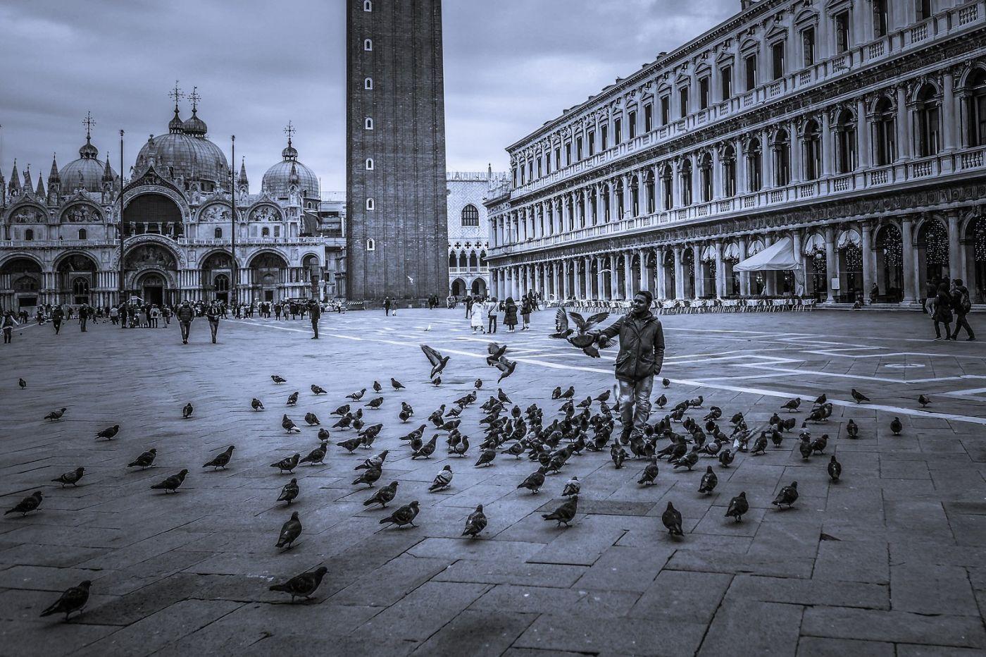 威尼斯圣马可广场(St Mark's Square), 独一无二_图1-21