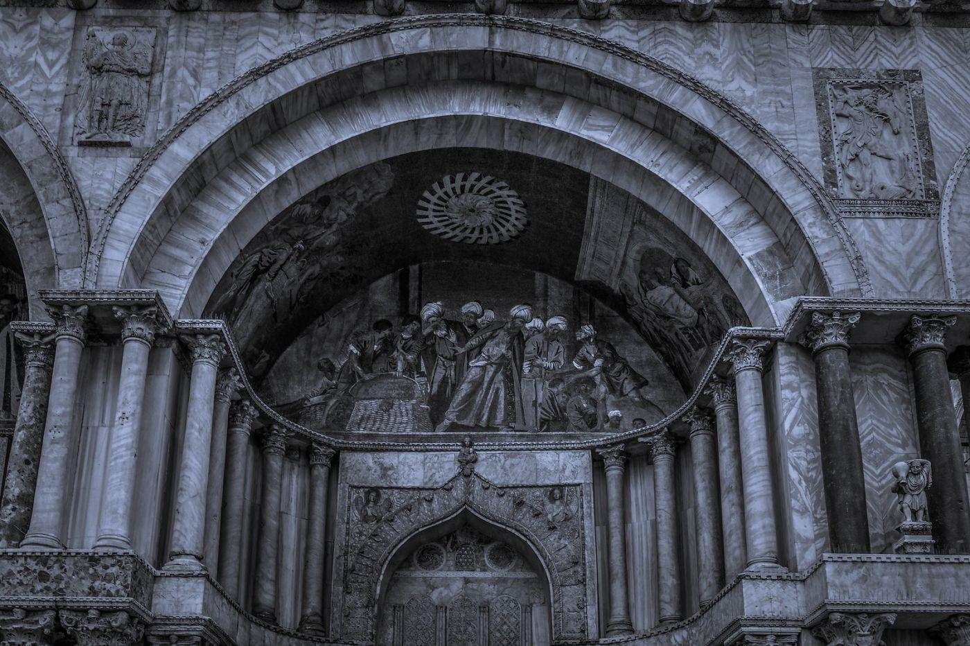 威尼斯圣马可广场(St Mark's Square), 独一无二_图1-19