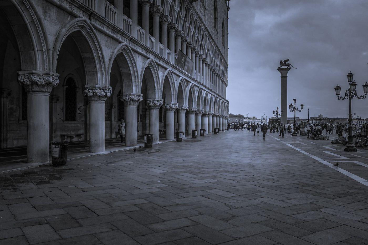 威尼斯圣马可广场(St Mark's Square), 独一无二_图1-15