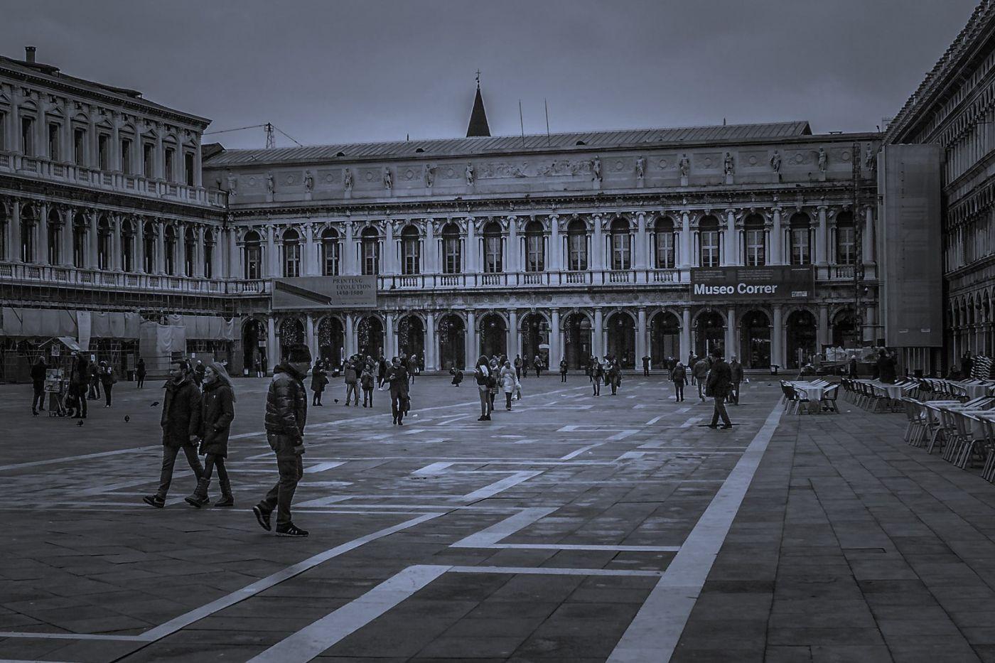 威尼斯圣马可广场(St Mark's Square), 独一无二_图1-16