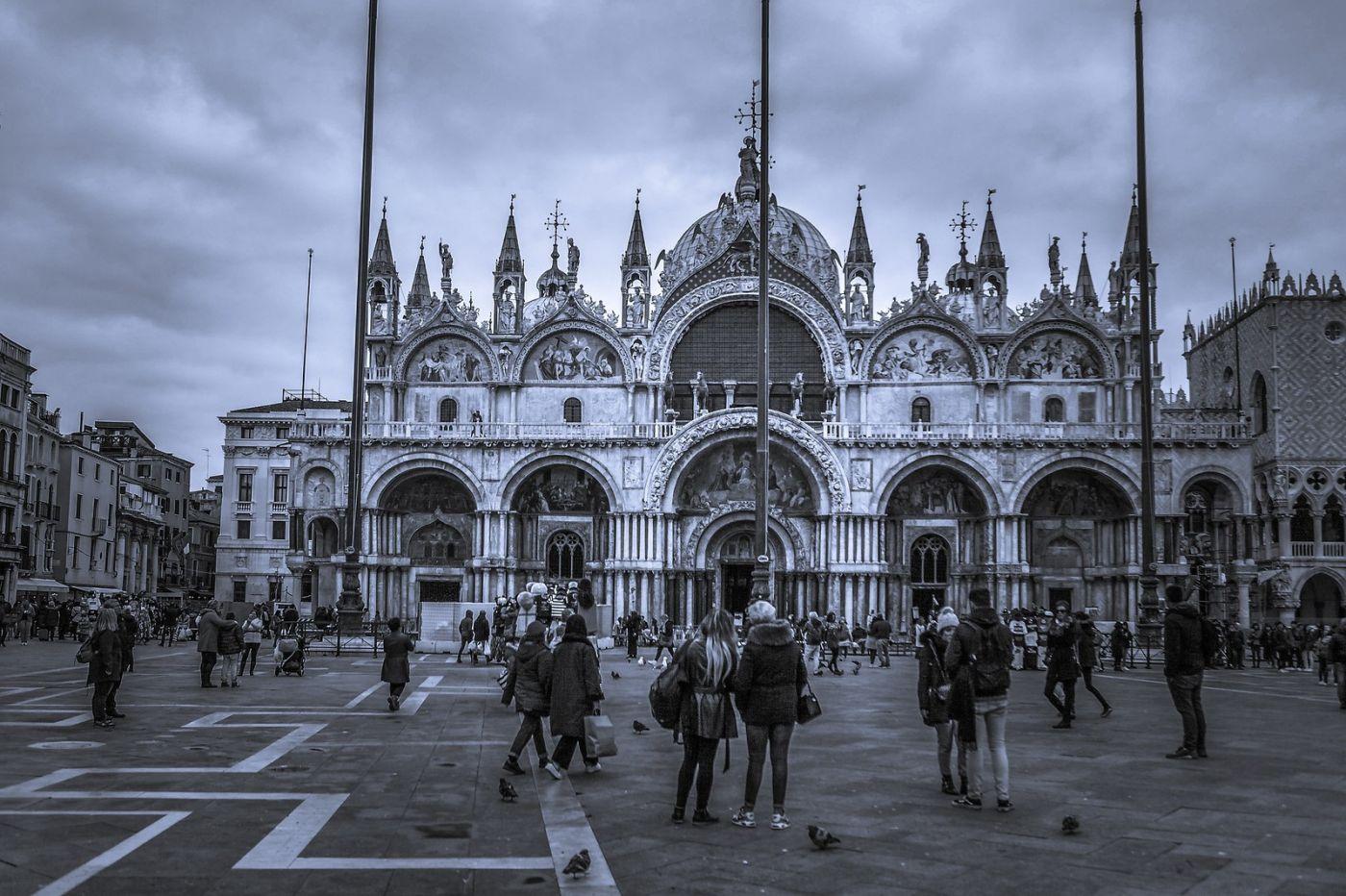 威尼斯圣马可广场(St Mark's Square), 独一无二_图1-18