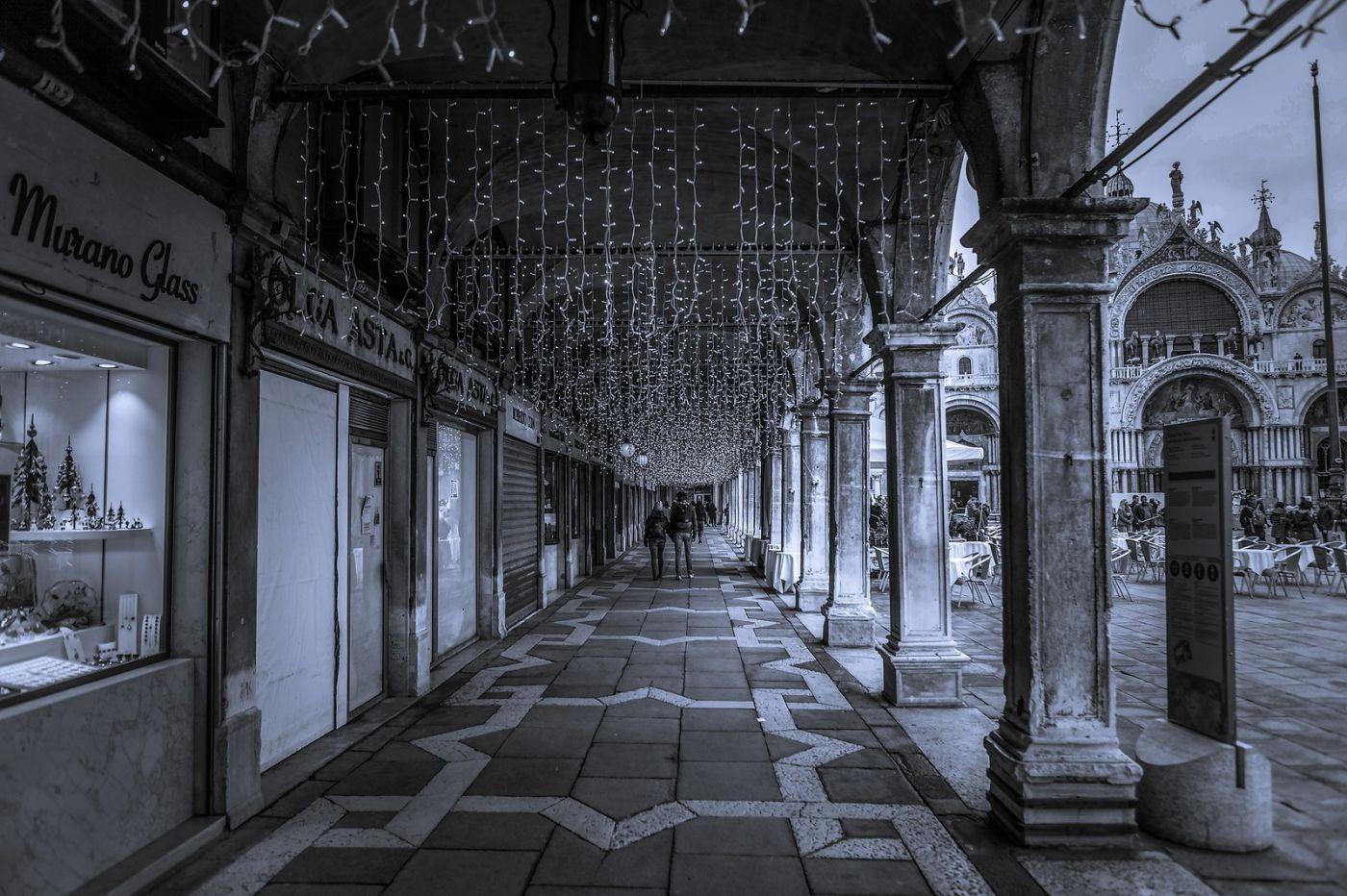 威尼斯圣马可广场(St Mark's Square), 独一无二_图1-10
