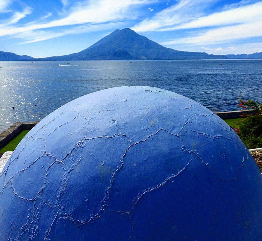 安提瓜----危地马拉的城镇_图1-2