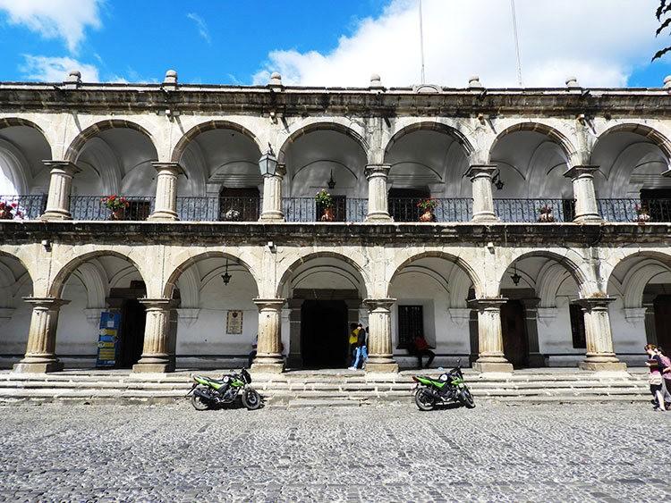 安提瓜----危地马拉的城镇_图1-4