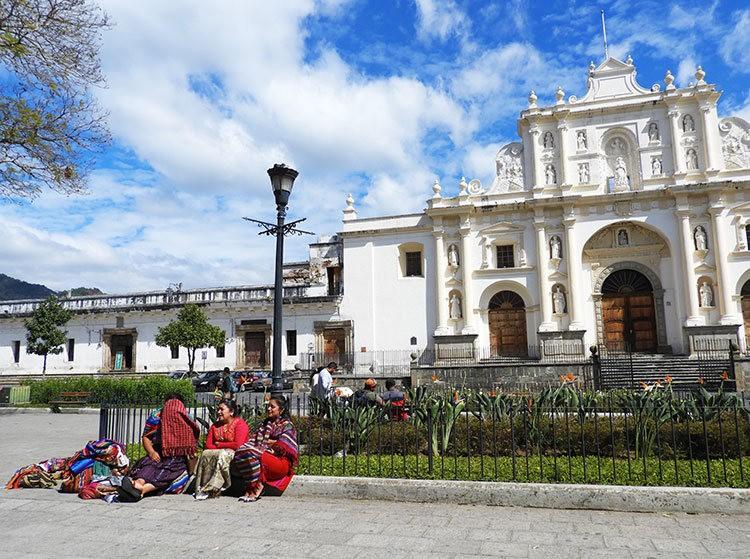 安提瓜----危地马拉的城镇_图1-7