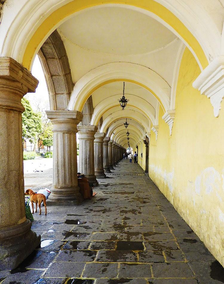 安提瓜----危地马拉的城镇_图1-8