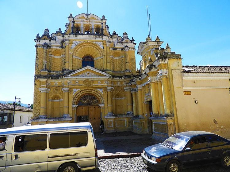 安提瓜----危地马拉的城镇_图1-9