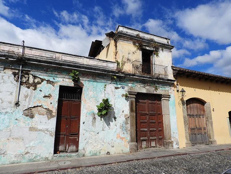 安提瓜----危地马拉的城镇_图1-10