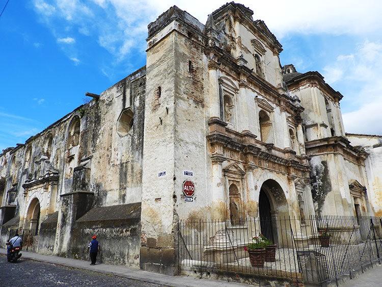 安提瓜----危地马拉的城镇_图1-13