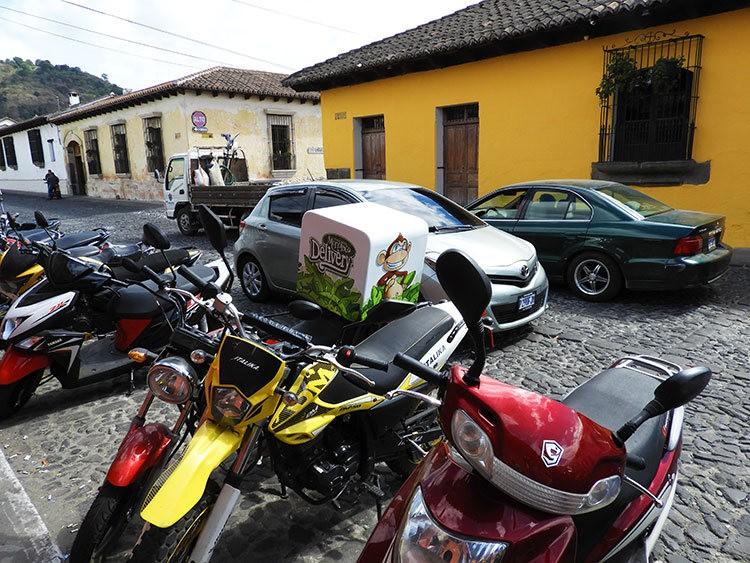 安提瓜----危地马拉的城镇_图1-15