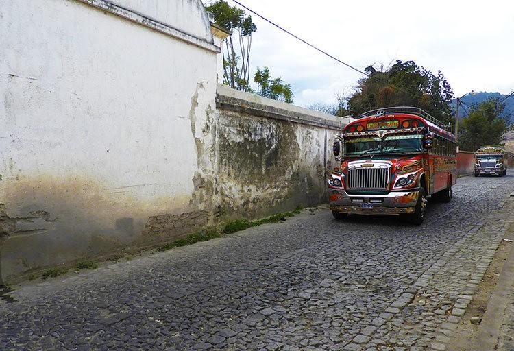 安提瓜----危地马拉的城镇_图1-16