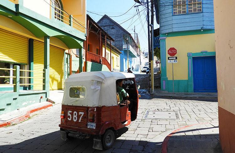 安提瓜----危地马拉的城镇_图1-20