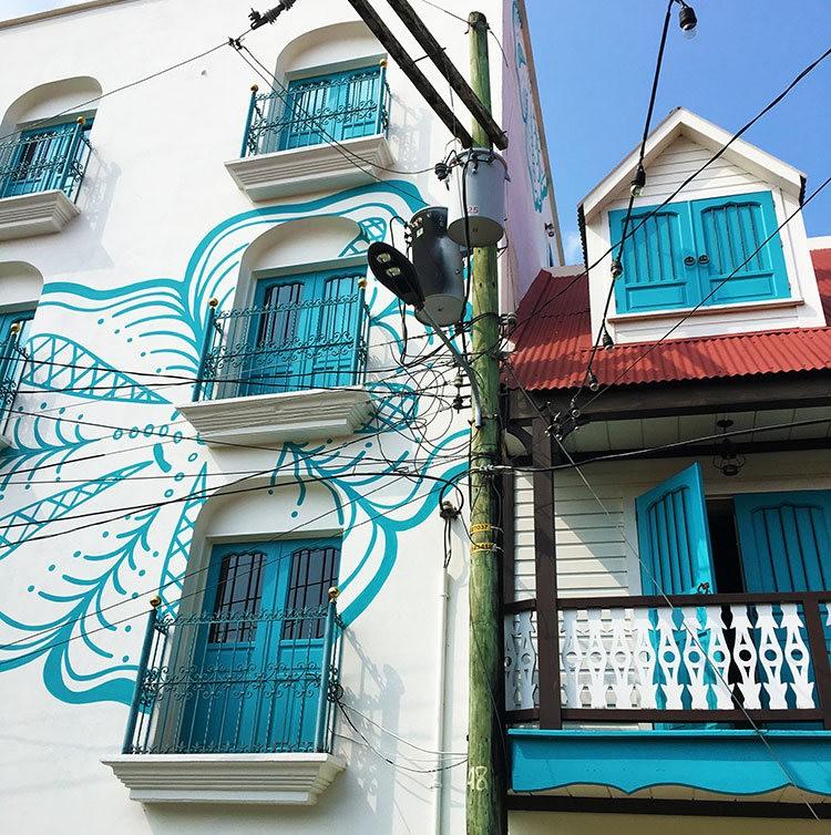 安提瓜----危地马拉的城镇_图1-23