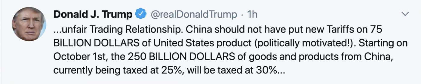 特朗普突然大变脸:美国不需要中国!_图1-7