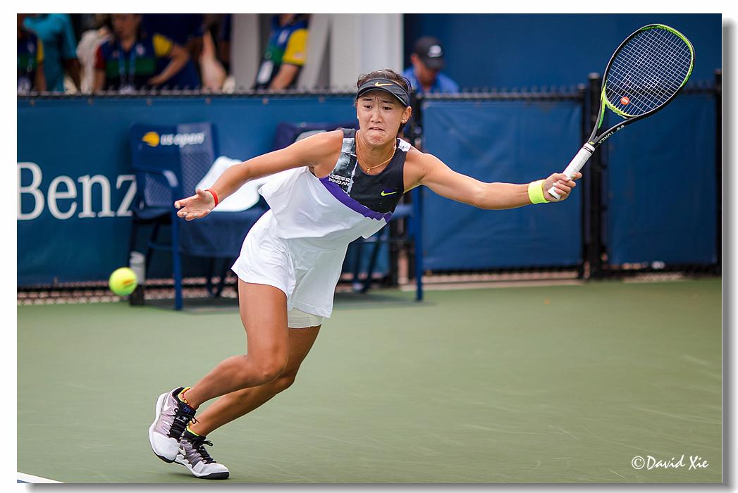 2019美国网球公开赛资格赛中国选手-王曦雨(xiyu wang)_图1-10