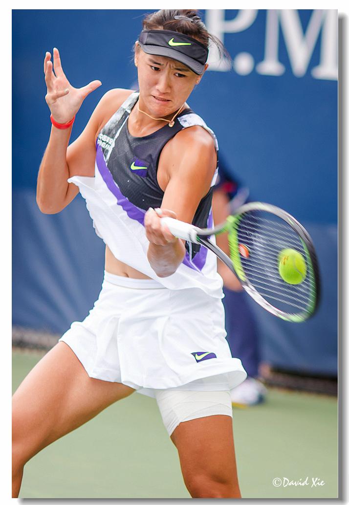 2019美国网球公开赛资格赛中国选手-王曦雨(xiyu wang)_图1-13