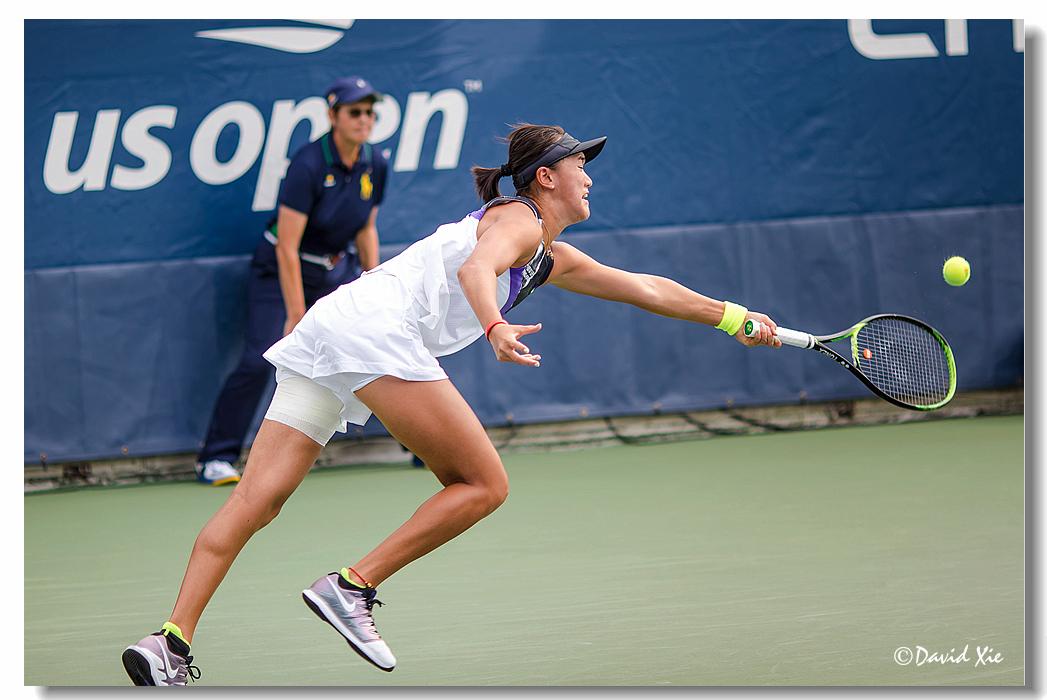 2019美国网球公开赛资格赛中国选手-王曦雨(xiyu wang)_图1-16