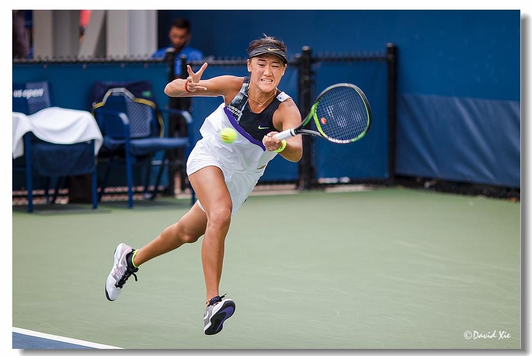 2019美国网球公开赛资格赛中国选手-王曦雨(xiyu wang)_图1-18