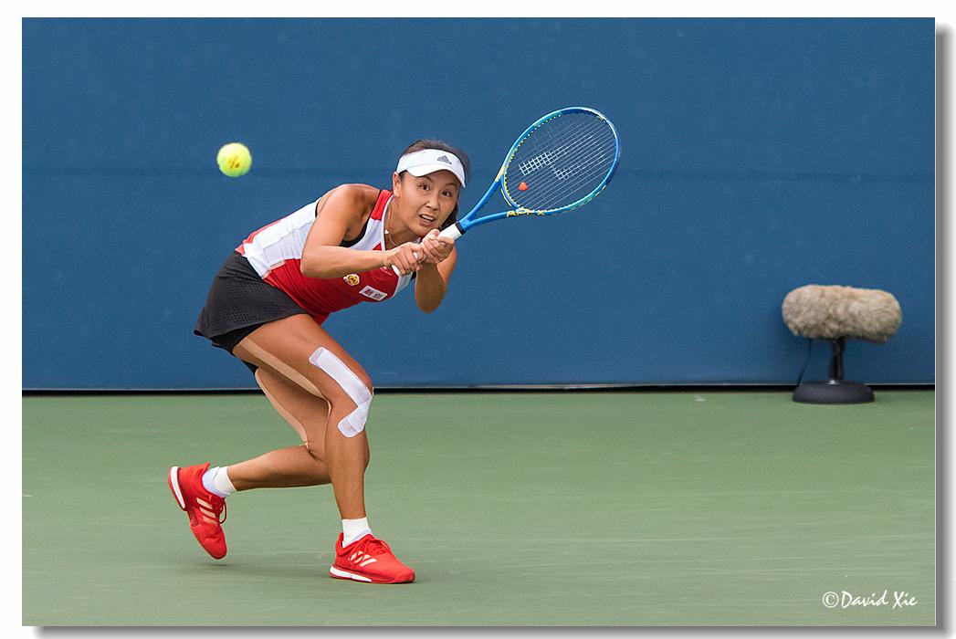 2019美国网球公开赛资格赛中国选手-彭帅(Shuai Peng)_图1-5