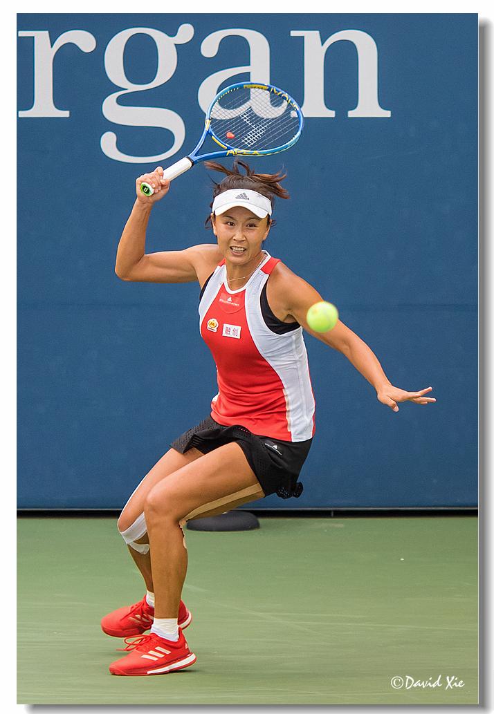 2019美国网球公开赛资格赛中国选手-彭帅(Shuai Peng)_图1-6