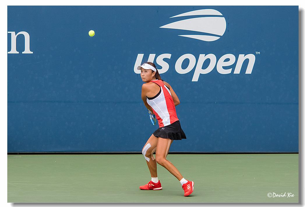 2019美国网球公开赛资格赛中国选手-彭帅(Shuai Peng)_图1-10