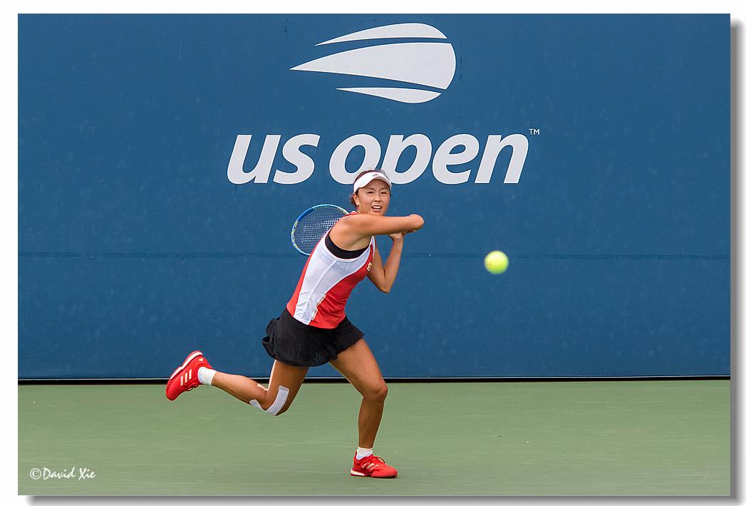2019美国网球公开赛资格赛中国选手-彭帅(Shuai Peng)_图1-11