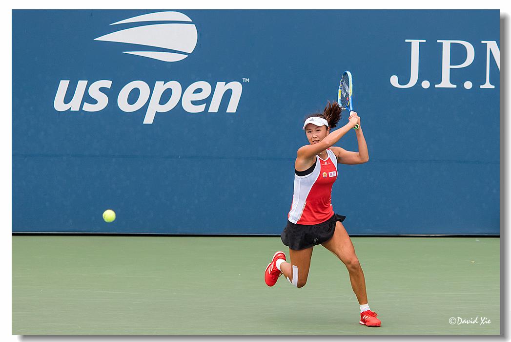 2019美国网球公开赛资格赛中国选手-彭帅(Shuai Peng)_图1-12