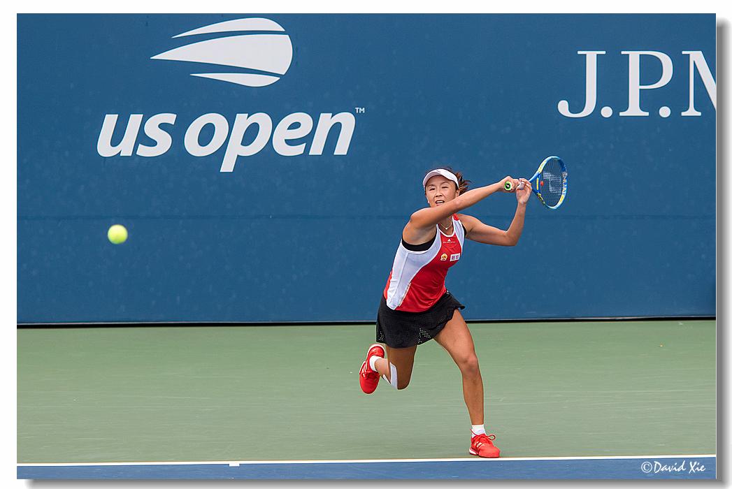 2019美国网球公开赛资格赛中国选手-彭帅(Shuai Peng)_图1-18