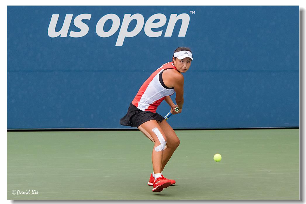 2019美国网球公开赛资格赛中国选手-彭帅(Shuai Peng)_图1-19
