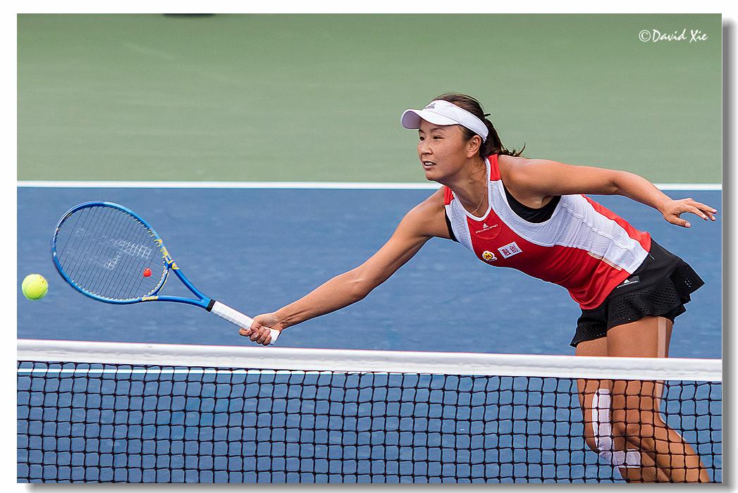 2019美国网球公开赛资格赛中国选手-彭帅(Shuai Peng)_图1-22