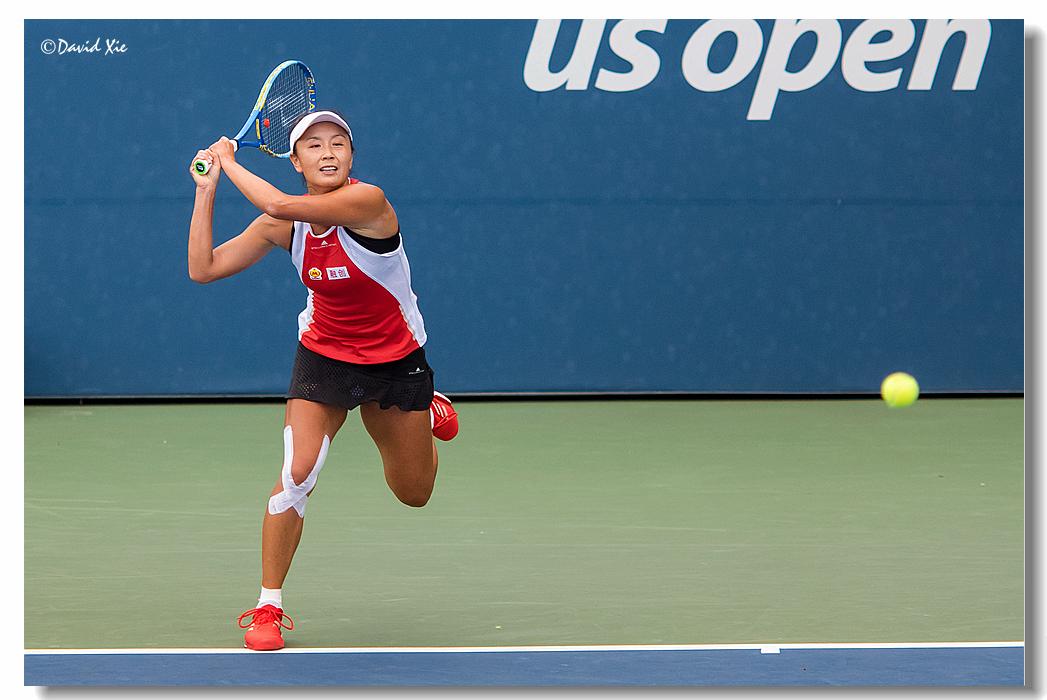 2019美国网球公开赛资格赛中国选手-彭帅(Shuai Peng)_图1-23