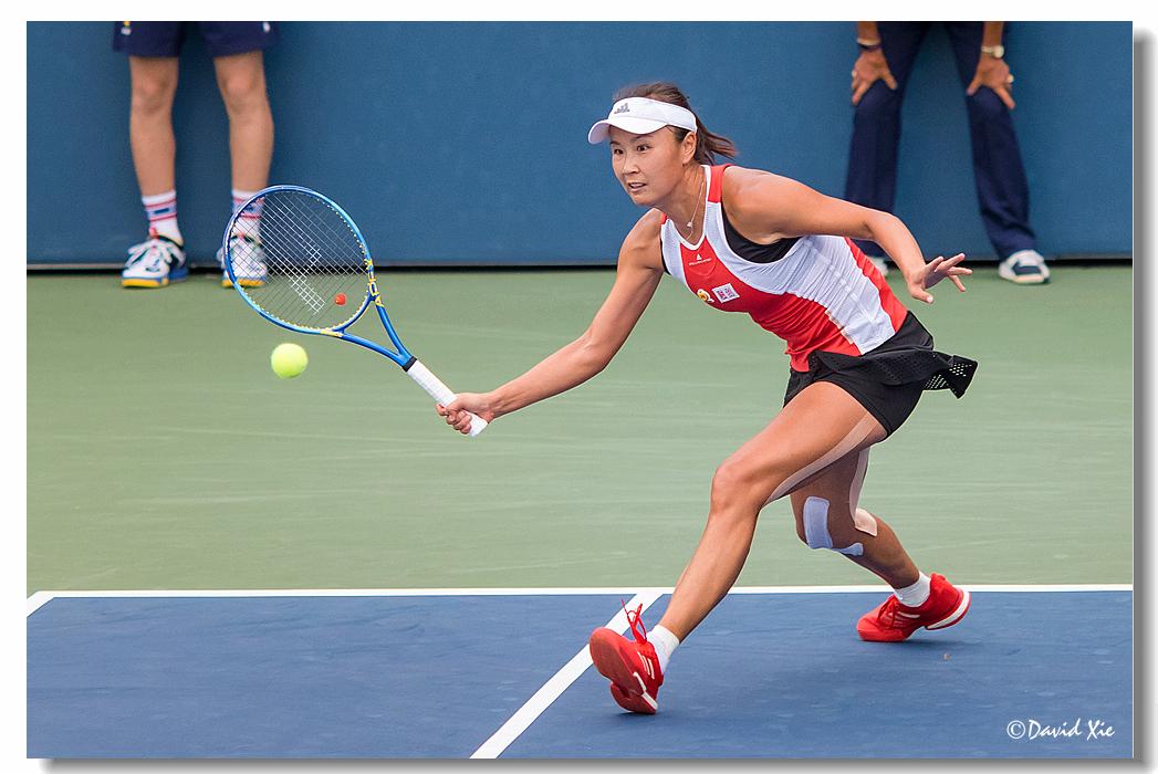 2019美国网球公开赛资格赛中国选手-彭帅(Shuai Peng)_图1-25