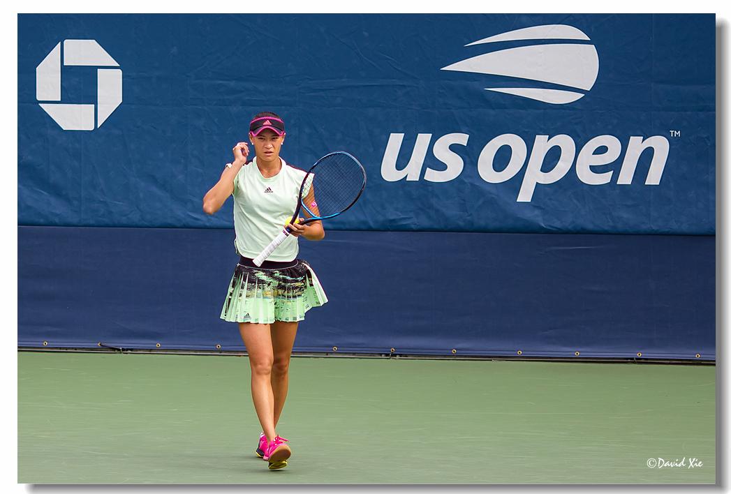 2019美国网球公开赛资格赛中国选手-徐诗霖(shilin xu)_图1-2