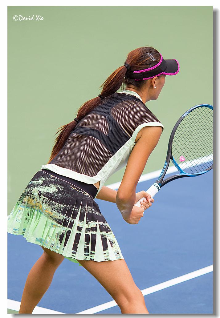 2019美国网球公开赛资格赛中国选手-徐诗霖(shilin xu)_图1-5
