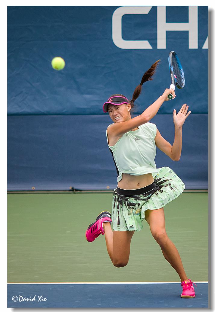 2019美国网球公开赛资格赛中国选手-徐诗霖(shilin xu)_图1-16