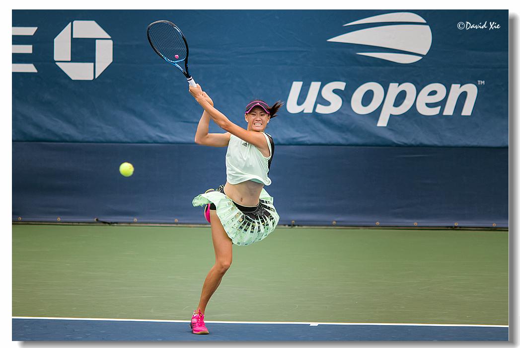 2019美国网球公开赛资格赛中国选手-徐诗霖(shilin xu)_图1-17