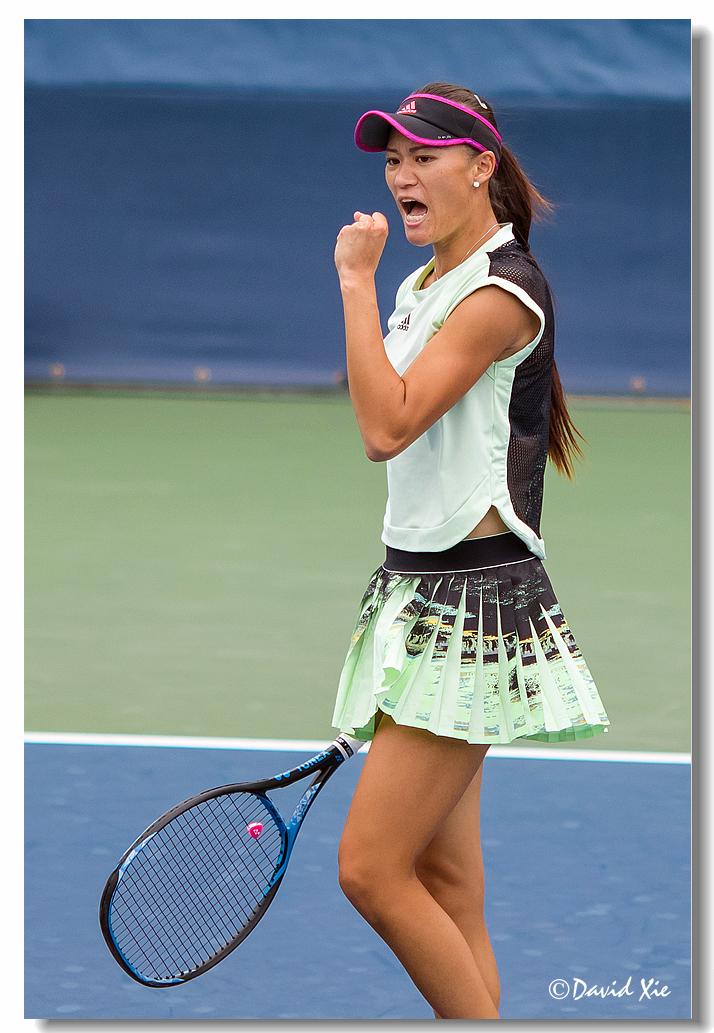 2019美国网球公开赛资格赛中国选手-徐诗霖(shilin xu)_图1-18