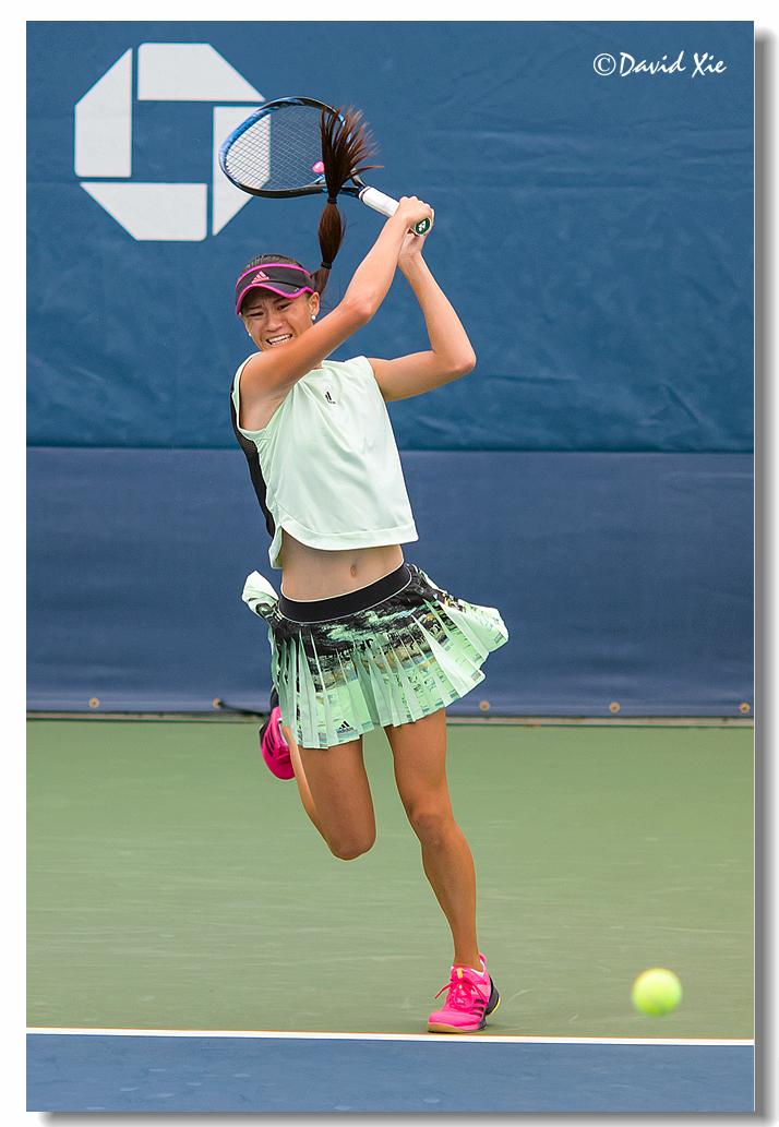 2019美国网球公开赛资格赛中国选手-徐诗霖(shilin xu)_图1-19