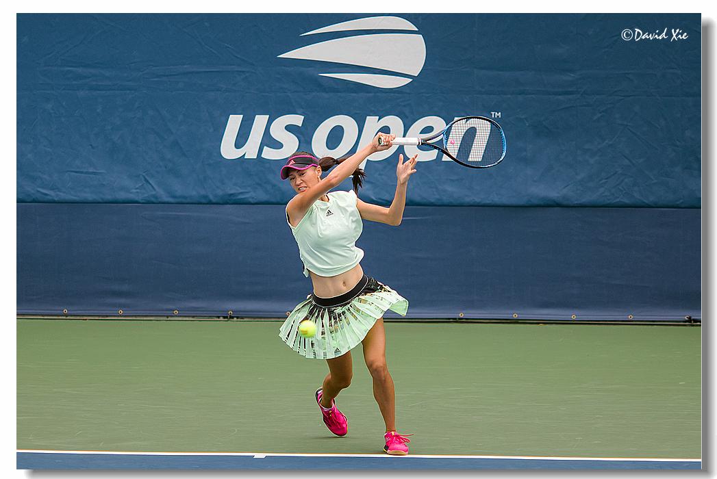 2019美国网球公开赛资格赛中国选手-徐诗霖(shilin xu)_图1-23